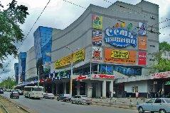 Ремонт фасадного остекления Торгового центра «СЕМЬ ПЯТНИЦ»